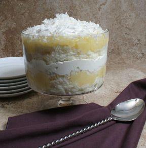lemon trifle recipe