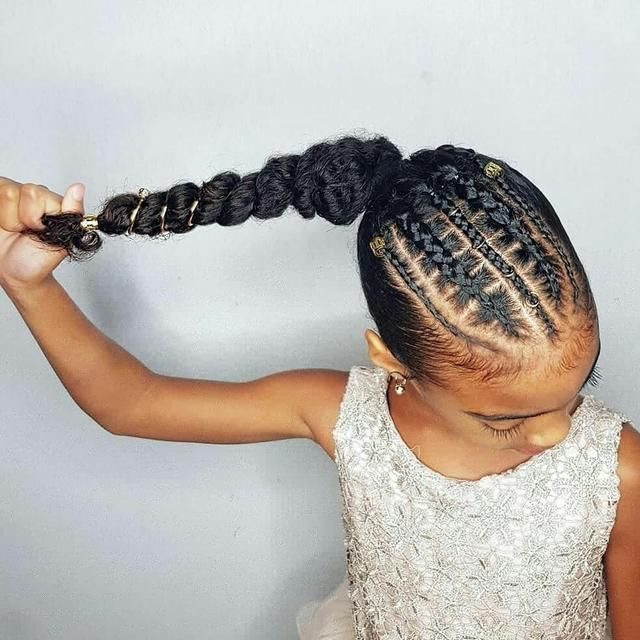 Top 24 Bast African Braids For Little Black Girls Trends