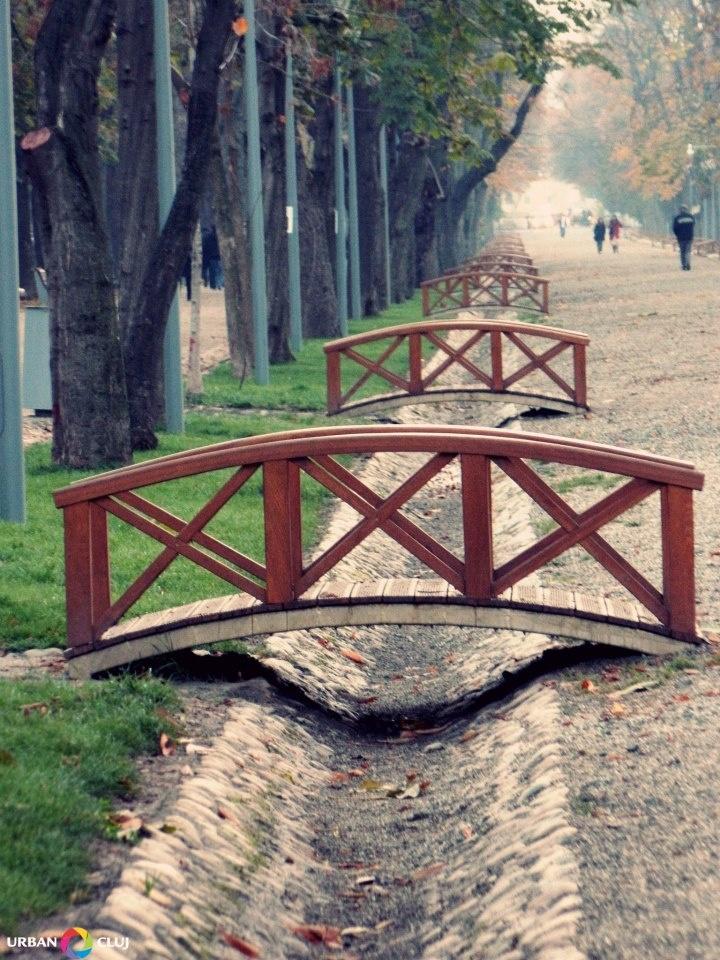 @central park Cluj-Napoca, Romania