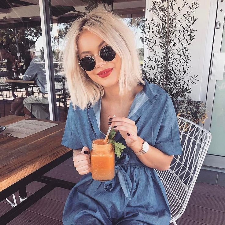 Love your shade @laurajadestone ⚡️ Seeking inspiration like this Colour? Try our Highlift Blonde range for the same Colour effect. Shop via clicking the pick