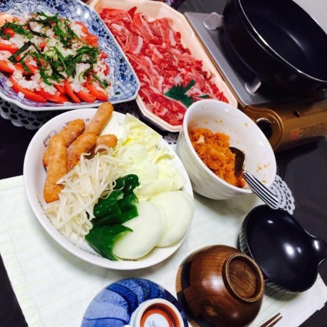 ホットプレートないので すき焼きの鍋で((((;゚Д゚)))))))笑 - 36件のもぐもぐ - お家焼き肉‼︎ by donaldchiaki