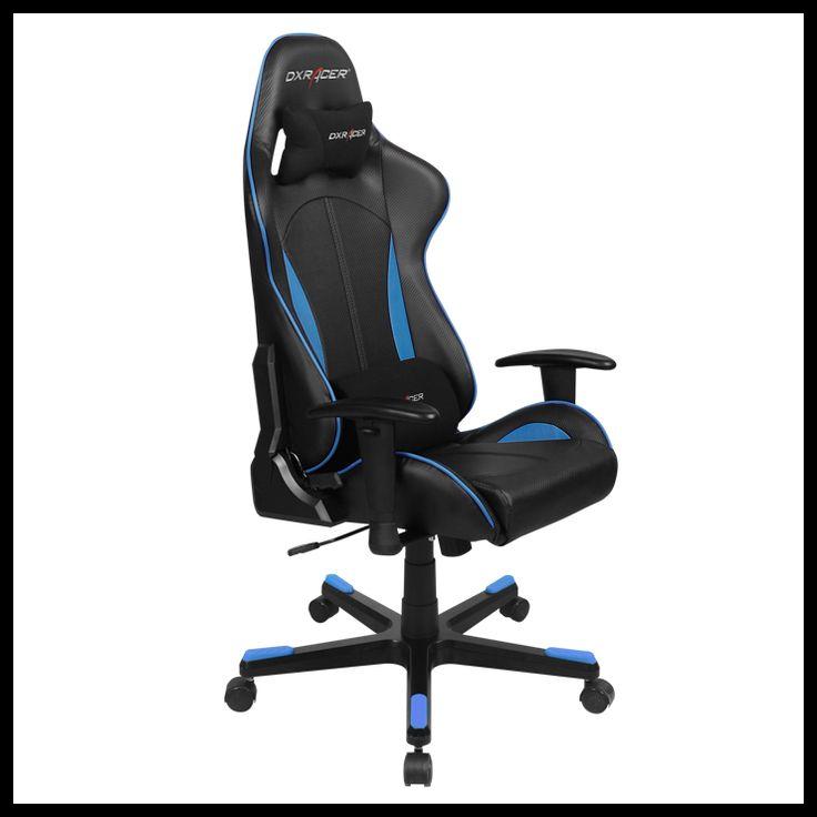 dxracer fe57nb office chair rocker gaming chair automotive seat computer chair