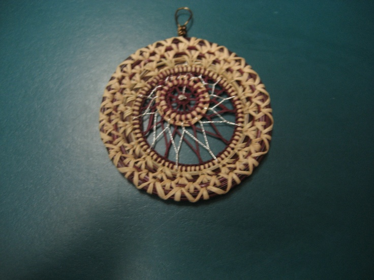 Basket Weaving Ornaments : Best images about pineneedle baskets on