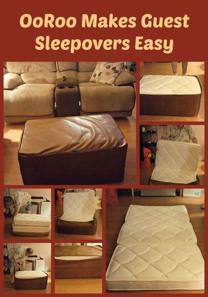 OoRoo Makes Guest Sleepovers Easy | Simply Sherryl