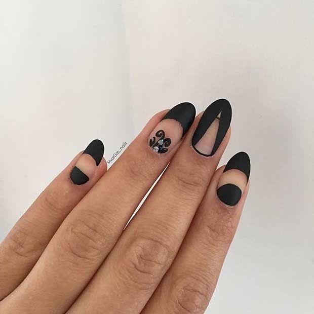 Mejores 21 imágenes de Uñas en Pinterest   Diseño de uñas, Uñas ...