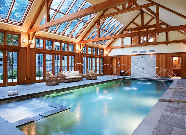 Best 25+ Indoor swimming pools ideas on Pinterest | Indoor ...