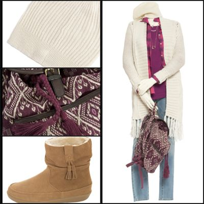 Bundle up in Cozy   @American Eagle Outfitters