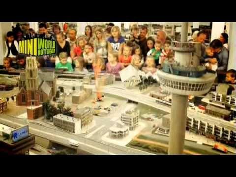 Miniworld Rotterdam | Dagje Rotterdam In Miniatuur | Grootste Overdekte Miniatuurwereld Van De Benelux