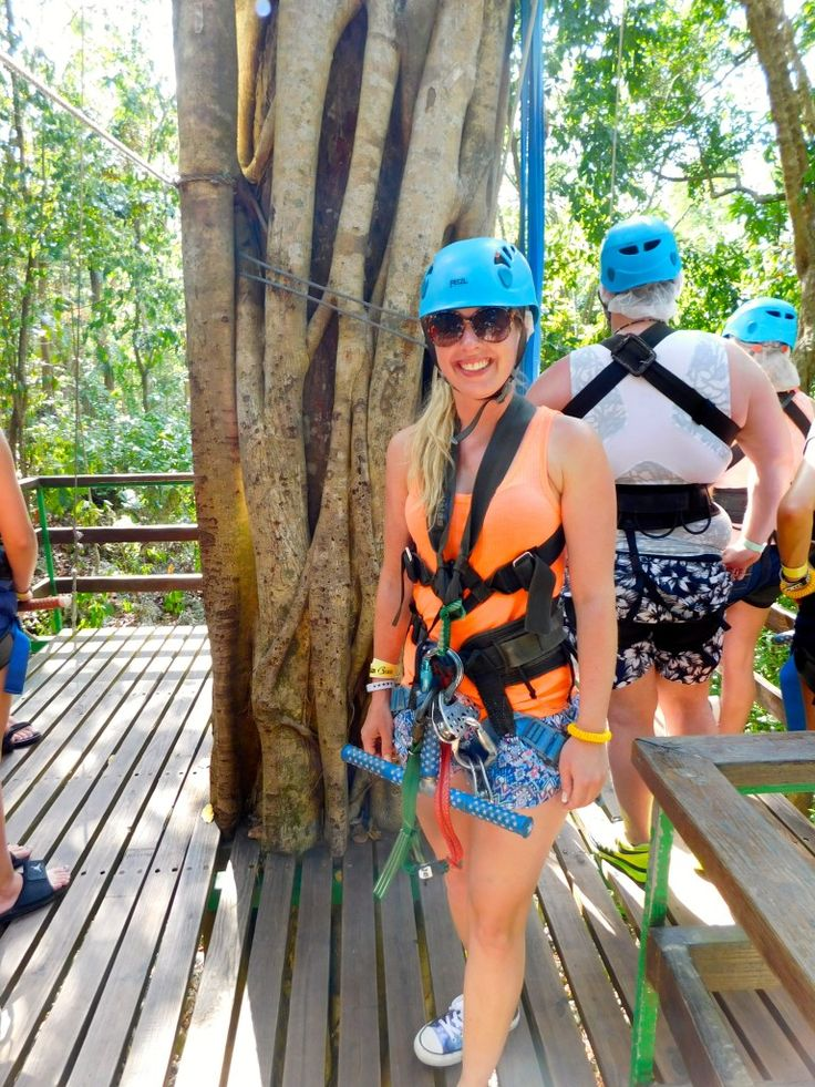Mystic Mountain Zip Line  | Ocho Rios, Jamaica | Day Trip with Jamaican Tours | Honeymoon in Jamaica | MyRoaringLife.com