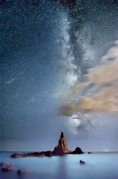 Magical Journey,Cabo de Gata beach, Spain, by Germán Rubia, on 500px.
