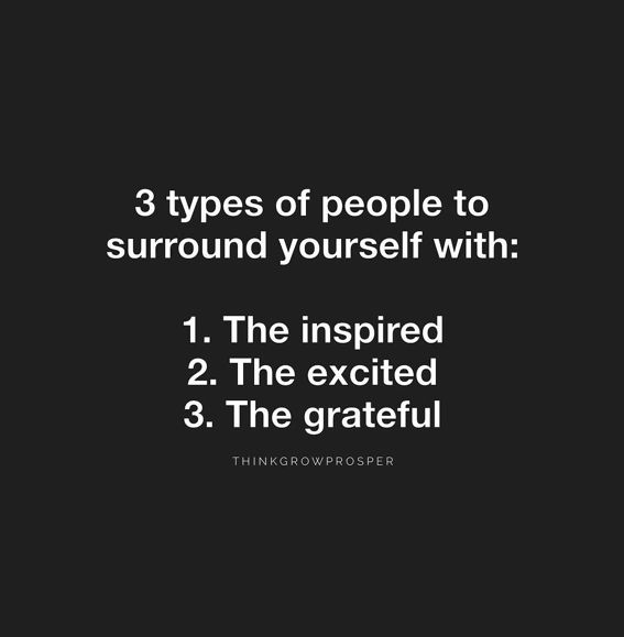"I would add ""the peaceful"" to this list! And say the enthusiastic instead of excited!"