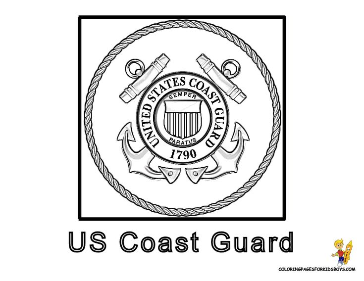 bold bossy military coloring page - Patriotic Military Coloring Pages