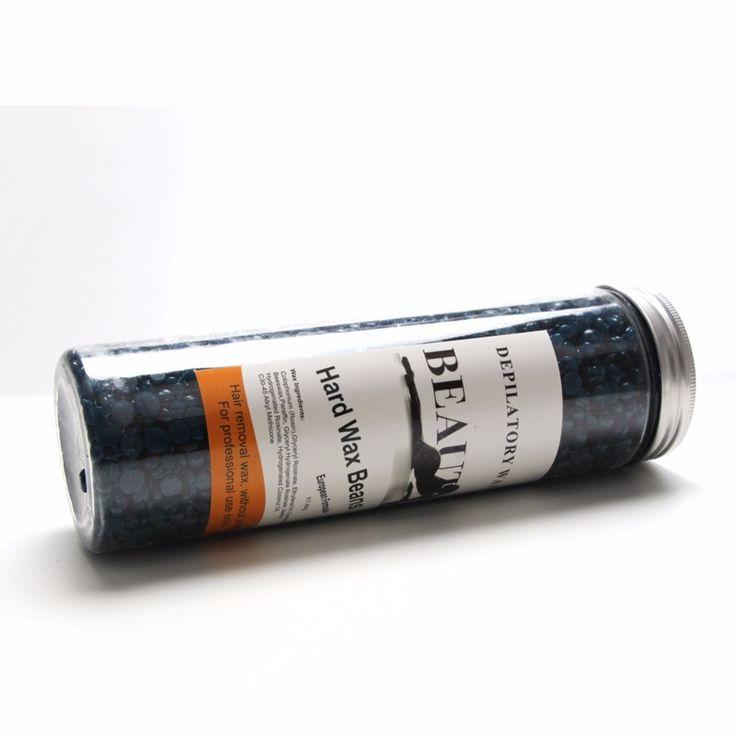 Enthaarungswachs. für Enthaarung Entferner 400g wachs beans Perle Haarentfernung Papier wie Bikini Achselhöhle Kamille geschmack