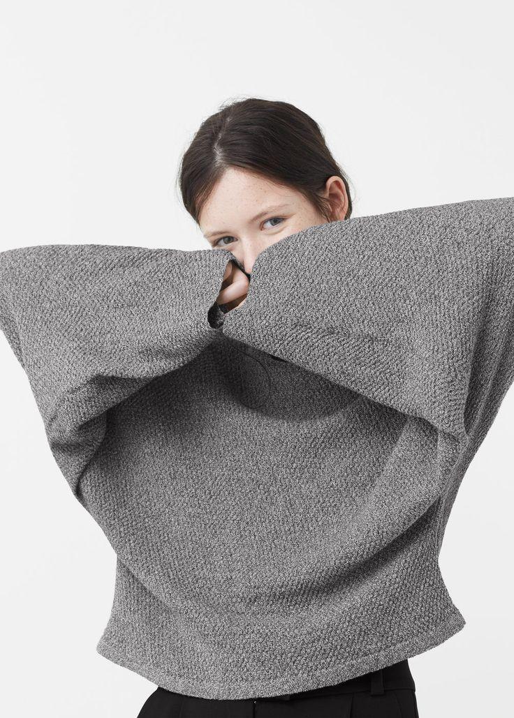 die besten 25 oversize pullover damen ideen auf pinterest. Black Bedroom Furniture Sets. Home Design Ideas