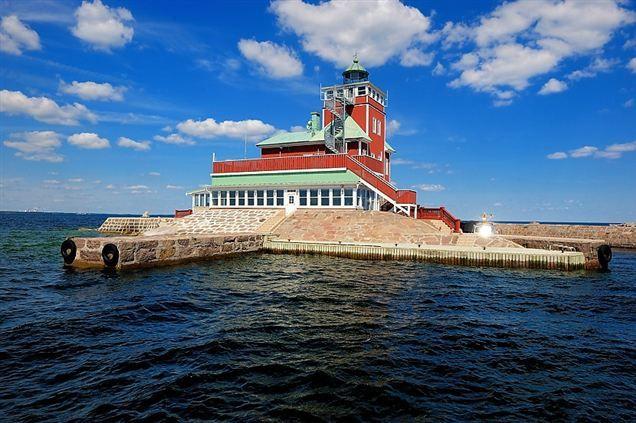 Pontuz Lofgren AB   Villa te koop, Damman Lighthouse, Mönsterås - 19 000 000 SEK, 560 m²