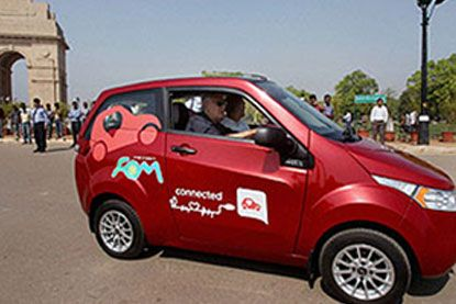 Carzonrent brings the Electric vehicles with the charged-up drivability of 100km., to allow customers to hire and drive at affordable rent as well as to keep the environment pollution free. Carzonrent offers self-drive options in Delhi, Mumbai and Bangalore that can be booked on phone like any other cab, along with additional options of online booking.