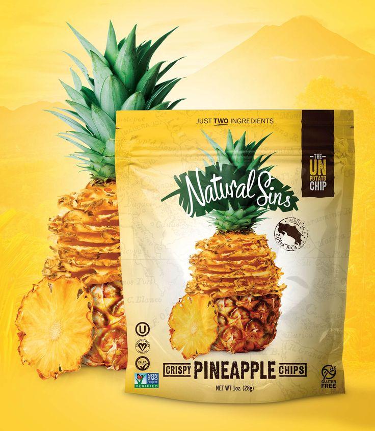 Natural Sins — The Dieline - Branding & Packaging