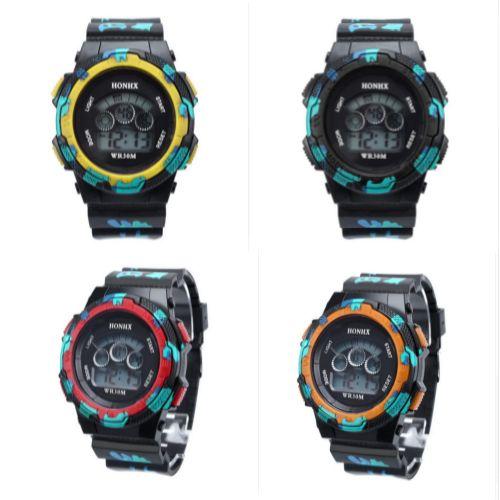 Erkek Kol Saati Su Geçirmez Led Spor - Kol Saatleri - Durbuldum.com - dijital saat modelleri
