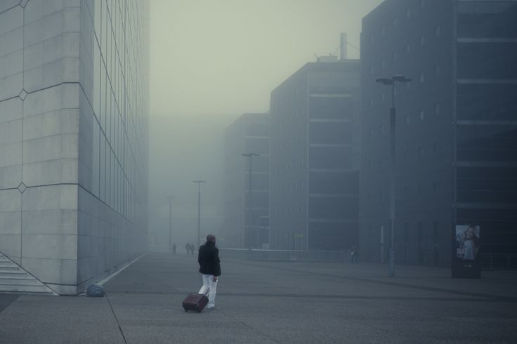 Dans la brume électrique. © Cyril Abad - All rights reserved.
