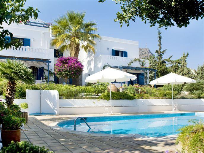 Zonvakantie bij Villa Ippocampi op Kreta met Eliza was here