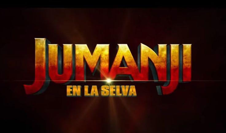 Primer tráiler de Jumanji: En La Selva, el juego se moderniza! #Cine #trailer
