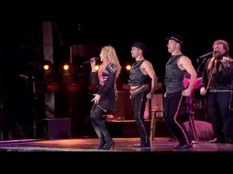 Madonna La Isla Bonita Live Sticky Sweet Tour Dvd Live Buenos Aires Argentina Hd Talk Show Youtube Concert