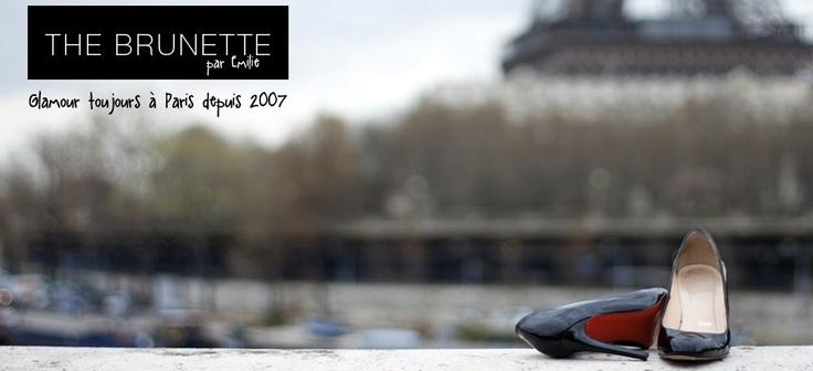 Blog mode glamour, classe et plus parisien que jamais...  Ne ratez pas la rubrique vide dressing!!