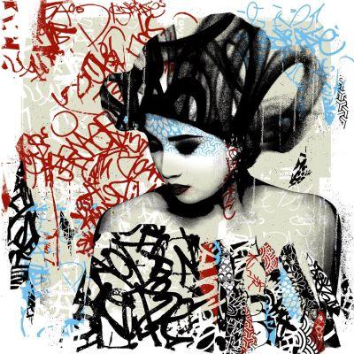 Hush Art Prints