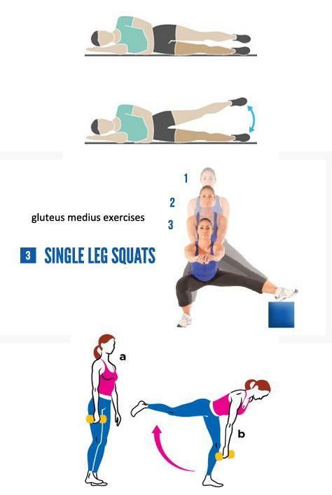 gluteus medius exercise