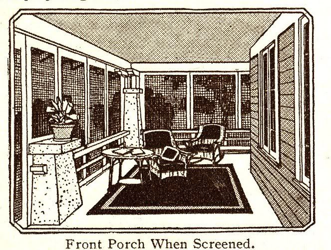 220 best images about craftsman 1920s on pinterest for Craftsman style screened porch