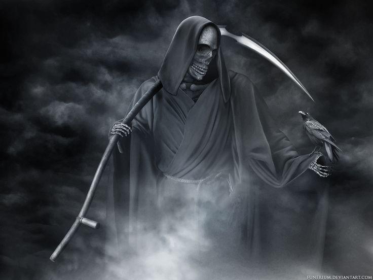 The grim reaper by *Funerium on deviantART
