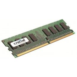MEMORIA CRUCIAL DDR2 2GB 800MHZ CL6 (PC2-6400)Crucial 2GB DDR2 SDRAM 800MHz. Memoria interna: 2 GB, Tipo de memoria interna: DDR2, Velocidad de memoria del reloj: 800 MHz https://pcguay.com/tienda/memoria-crucial-ddr2-2gb-800mhz-cl6-pc2-6400/