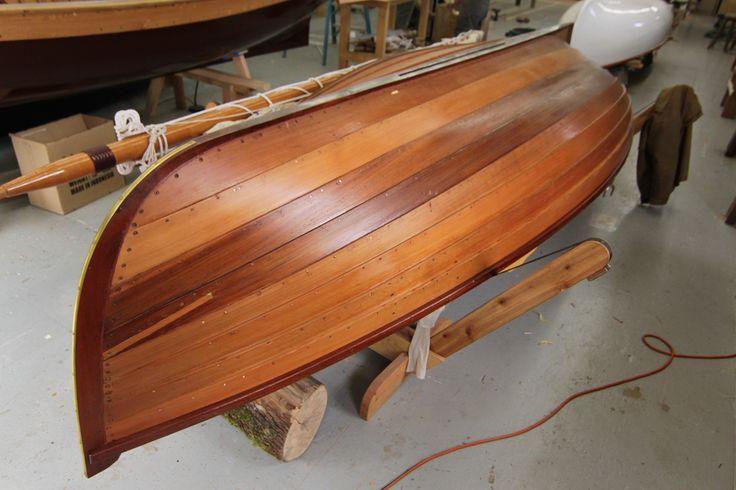 Port Hadlock WA - Northwest School of Wooden Boatbuilding - Traditional Small Craft - Sid Skiff | Flickr : partage de photos !