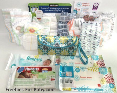 Free Diaper Samples + Wipes that came in my mailbox.  Get Yours Here =>  http://freebies-for-baby.com/4720/how-to-get-free-diaper-samples-wipes-samples/ #FreeDiapers #DiaperSamples #BabySamples