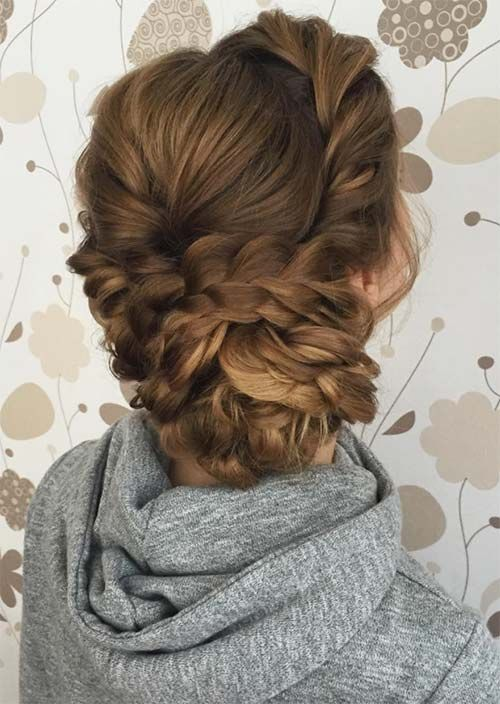 53 Swanky Wedding Updos for Every Bride-To-Be  #bride #every #swanky #updos #wed…