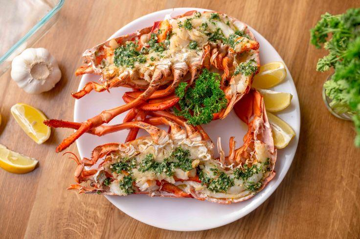 Fűszervajas homár recept