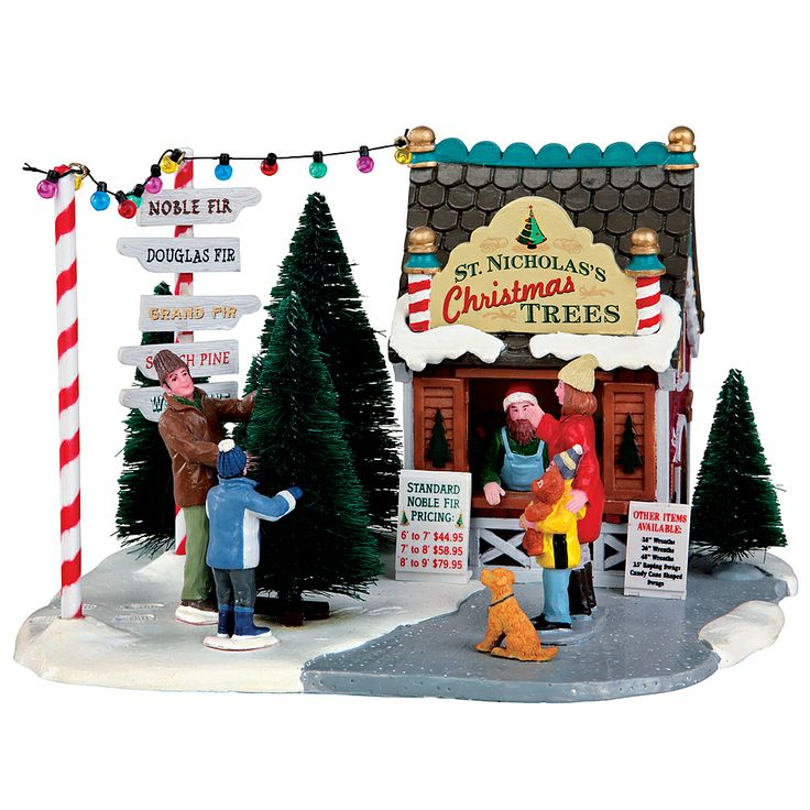 250 best christmas villages images on Pinterest | Christmas ...