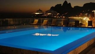 Hotel Fasano #Rio de Janeiro