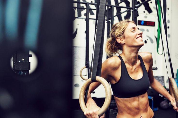 Fit, stark, ungeschlagen beim Work-out: Das neue Schönheitsideal ist die sehr athletische Frau