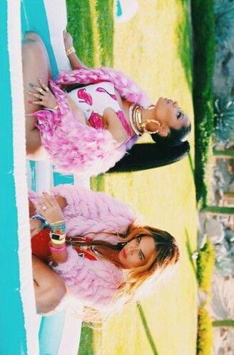 Nicki & Beyonce Feeling Theirselves