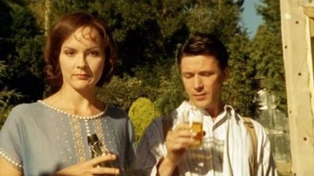 Rachael Stirling and Aidan Gillen -  Agatha Christie Hercule Poirot - Five Little Pigs