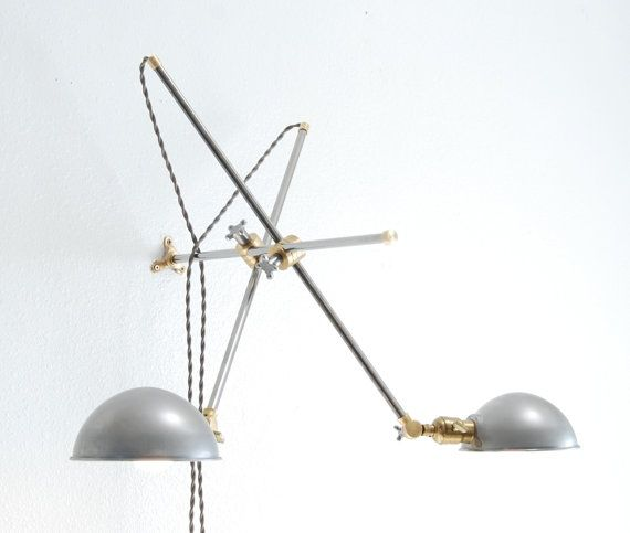 Wall Mounted Boom Lamp : 4579 best Lighting-Lamps images on Pinterest