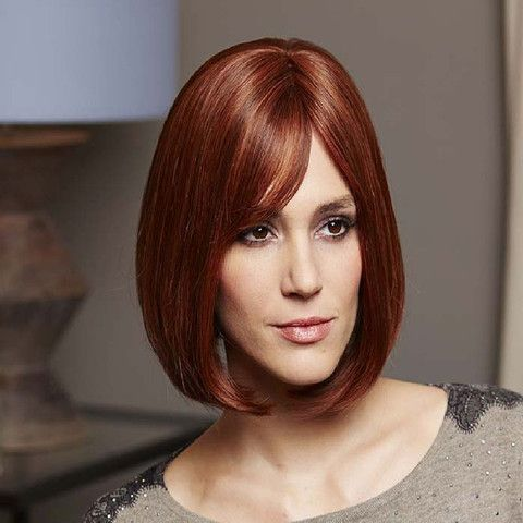 Luxury Lace L Sensual Touch Human Hair Ladies Wig Collection by Gisela Mayer   Monofilament Wig   Valentine Wigs