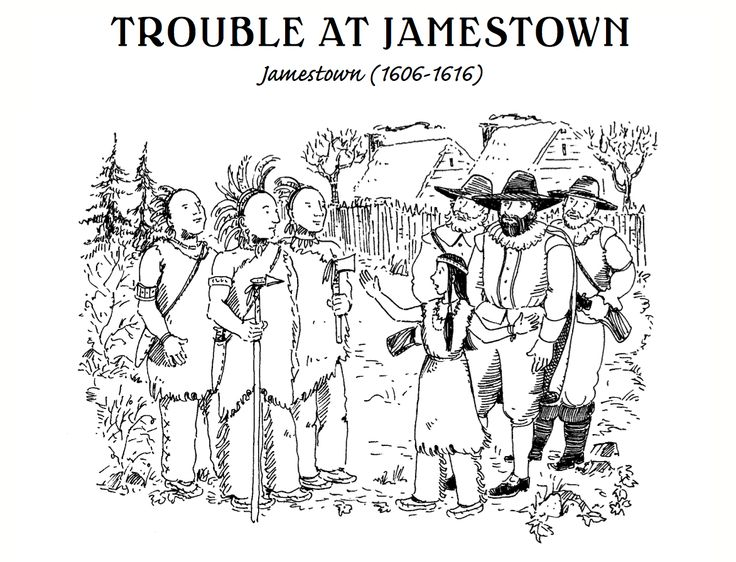commemorate the anniversary of the 1607 jamestown founding with a play that makes history fun