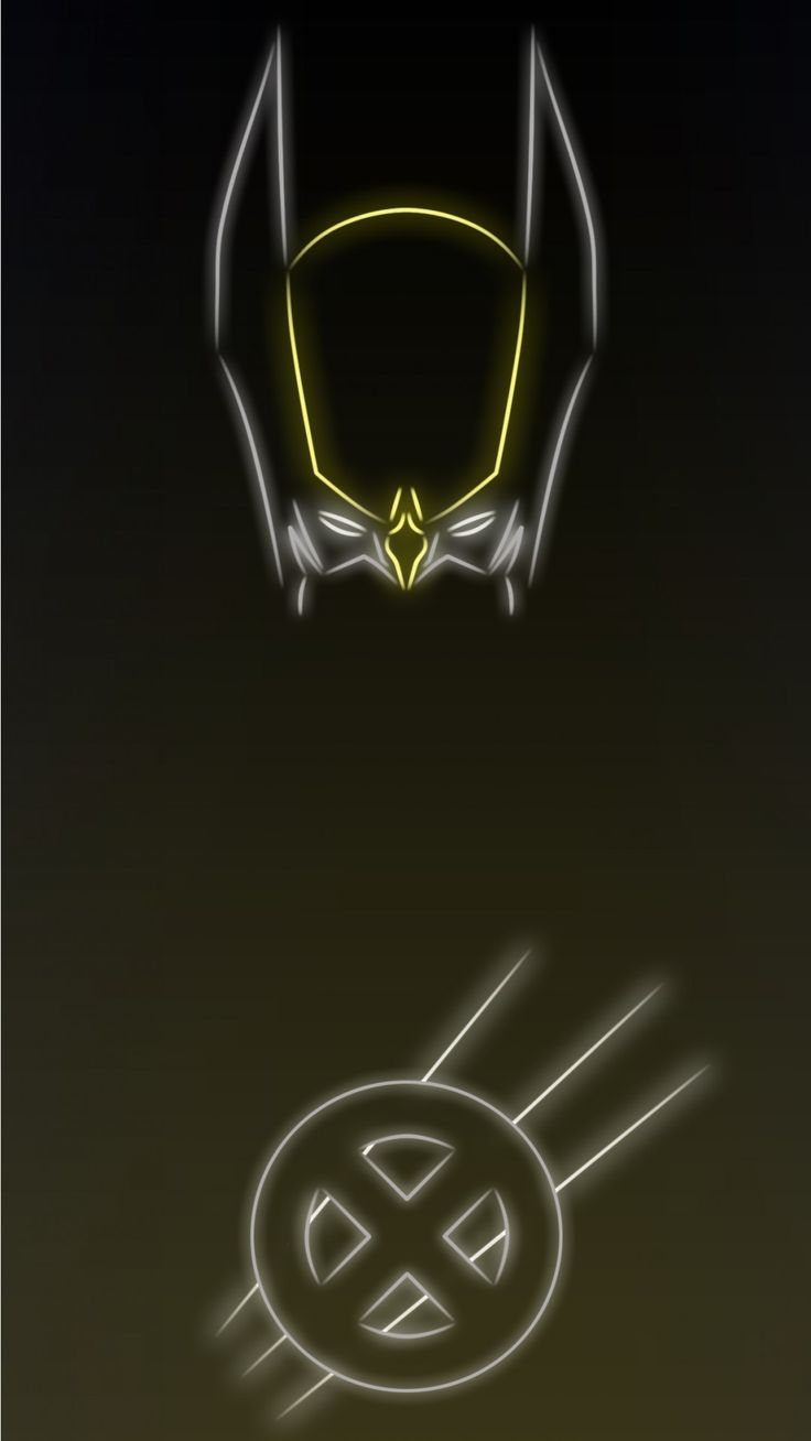 Neon Light Hero Wolverine 1080 x 1920 Wallpapers disponible en téléchargement gratuit.