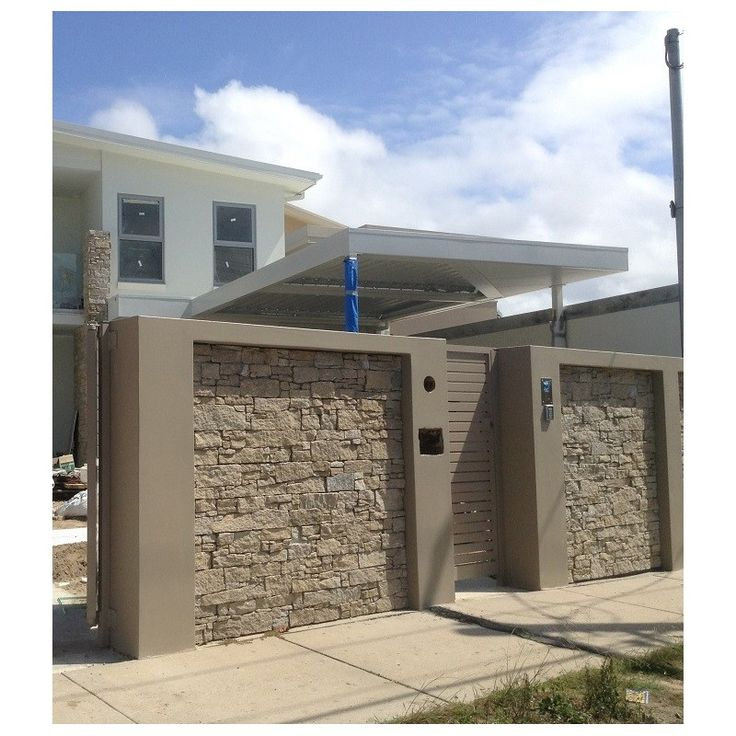 We are the source of the best natural stone Wall Tiles in Australia. Alpine Gold Rock Panel Interlocking Granite is one of architects' favourite.