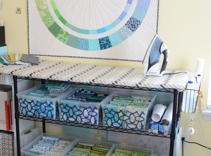 67 best Quilting room ideas images on Pinterest | Sewing rooms, Good ...