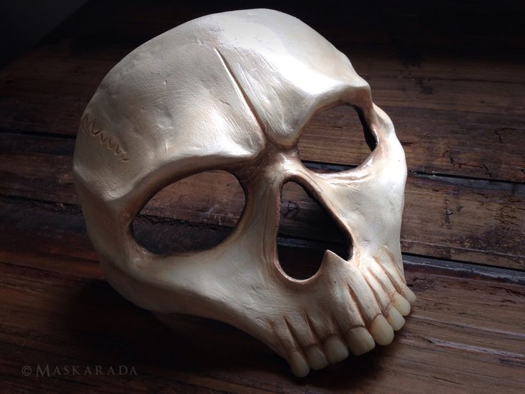 Skull mask by Maskarada - Masks & More