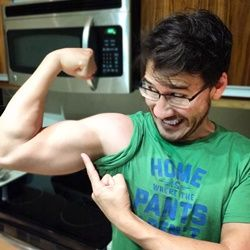 Mark says he's gonna be back on the pole soon!<<<< Uh oh.... but THOSE MUSCLES OH MY GOD HE'S SO BUFF