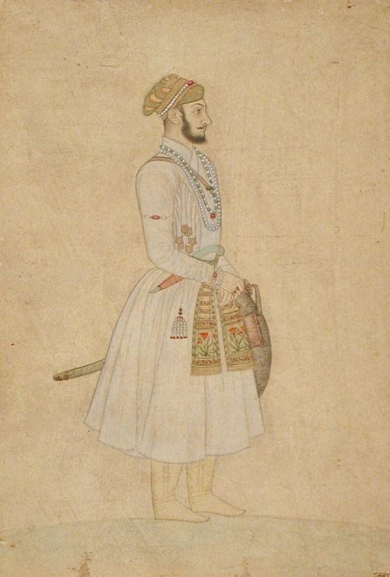 Prince Muhammad Muazzam afterwards Emperor Shah Alam Bahadur (Bahadur Shah I) 1707-1712)